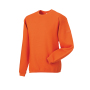 Workwear-Sweatshirt 4XL Orange
