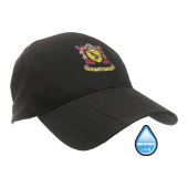 Polyester Waterproof Storm Cap in zwart