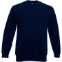 Classic set-in sweat (62-202-0) deep navy m