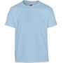 Heavy cotton™ classic fit youth t-shirt light blue 5/6 (s)