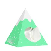 Piramide tissue box