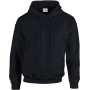 Heavy blend™ classic fit adult hooded sweatshirt black xl